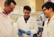 多伦多大学开发出手持式3D皮肤打印机
