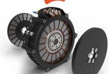 Magnax研发轻量化轴向磁通电机