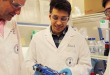 研究员开发一款手持式3D皮肤打印机