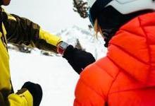 Apple Watch:迎来滑雪运动数据监测功能