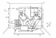 苹果深度感应技术专利曝光