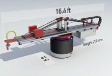 Apis Cor参与美国宇航局3D打印竞赛