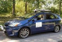 MIT自驾车仅使用GPS和传感器进行导航