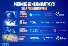 英特尔投资12家科技创业公司三家是中国公司