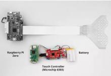 可直接贴在皮肤上控制移动设备的智能传感器
