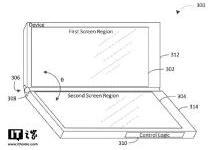 专利显示:微软可折叠手机或有三个屏幕