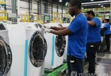 美对进口洗衣机征重税 韩国向WTO申诉