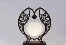 3D打印古典灯饰 颜值与情怀兼备
