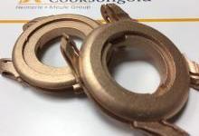 Cooksongold为3D打印手表提供红金粉