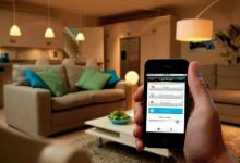 智能照明营造专属自己的家居灯光氛围