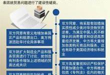 """中美""""不打不相识"""" 双方将加强贸易合作"""