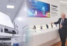 维信诺第六代全柔AMOLED生产线启动