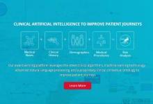 CloudMedx用AI技术降低患者再入院率