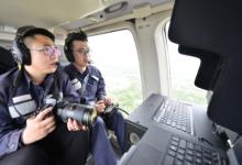 广西电网应用输电线路三维激光扫描巡检