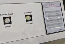 谷歌与LG推出全新OLED显示屏