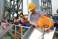 浙江首个海上风电场与增殖放流并举