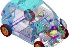 新能源汽车技术15-知豆纯电动车结构与原理