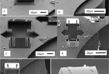 通过微型房屋来展示纳米机器人