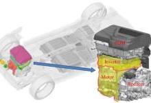 日产Leaf(聆风)电驱动系统