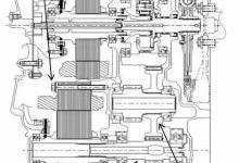 丰田混合动力系统THS(1)