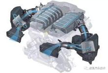 图解汽车发动机技术16-进、排气系统