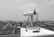 """高科技""""神器""""3D可视型激光雷达守卫蓝天"""