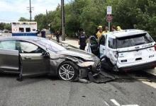 特斯拉无人驾驶汽车车祸盘点