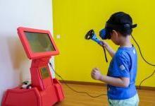 VR技术可应用于自病症患儿治疗