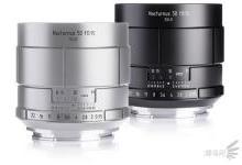 梅耶发布Nocturnus 50mm F0.95