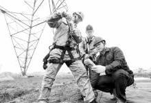 1100千伏特高压带电作业技术填世界空白