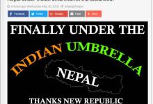 【关注】尼泊尔再次收回中企水电站项目