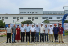 江西南昌市首座并网型微电网试点项目开建
