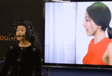 腾讯发布虚拟人,能同步模仿用户举动