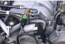 图解发动机技术17-燃油压力传感器&增压压力传感器