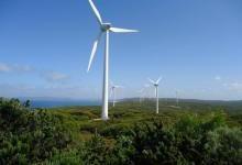 内蒙古镶黄旗125MW特高压风电项目开工