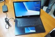 华硕灵耀X Pro15/14:触控板竟是屏幕