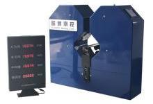 双向动态检测钢丝直径 触屏版更方便