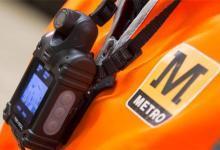 Tyne与Wear Metro发布佩戴式摄像头