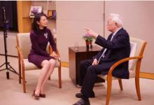 """张忠谋:为中国制造""""芯""""精益求精"""