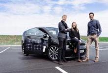 Sono Motors发布Sion太阳能电动汽车