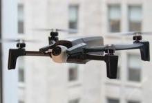 Parrot推出4K迷你版无人机Anafi 仅重320g