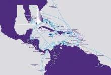 墨西哥25000千米光纤招标细则6月中旬发布