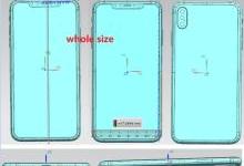 苹果内部设计图外泄:6.1寸廉价版将面世