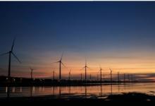 """""""风旱""""导致英国电力生产进入低迷期"""