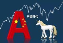 首日股价飙升44%,宁德时代登陆创业板