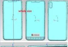 iPhone新机设计图曝光