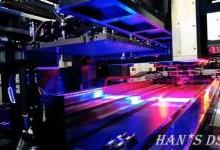 大族自主研发柔性OLED激光切割机投产