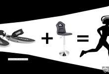 让用户在虚拟现实中行走和奔跑的鞋子