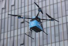 首批无人机配送航线:送餐只需20分钟