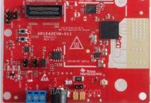 基于TI产品的短距离雷达参考设计
